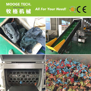 Hot sale industrial single shaft shredder pictures & photos