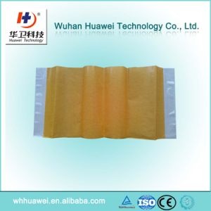 High Quality PU Material Breathable Disposable Surgical Incision Drape with Iodine pictures & photos