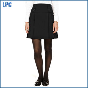 University Pleated Skirt by China Factory pictures & photos