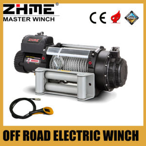 12 Volt 18000lbs Truck Cable Puller Winch with Wire Rope pictures & photos