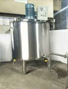 Milk Pasteurizer Electric Heating Batch Pasteurizer Price pictures & photos