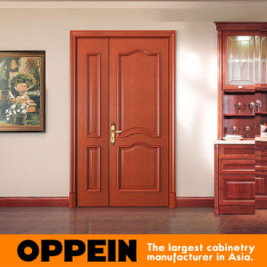 Oppein Noble High Quality Solid Wood Interior Door (YDA015D) pictures & photos