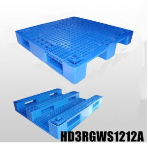 Transport Used Plastic Pallet Manufacturing with HDPE pictures & photos