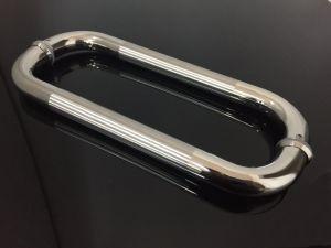 9 Inch Stainless Steel Shower Door Handle pictures & photos