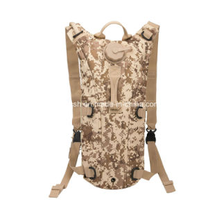 6-Color Camouflage Water Bag Backpack for Outdoor pictures & photos