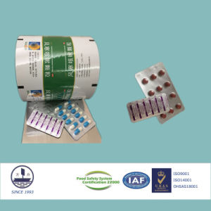 Pharmaceutical Composite Film for Packaging Tablets