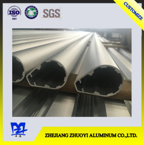 6000 Series Anodized Aluminum Profile for Machine, Manufacturer in China a pictures & photos