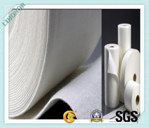 20GSM Nonwoven HEPA Filter Cloth (Initial efficiency nacl 0.3um is 97%) pictures & photos
