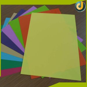 Wholesale Big Quantity A4 PVC Sheet Bingding Cover pictures & photos