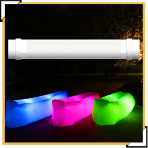 Fashion Design OEM Inflatable Sofa with LED Light pictures & photos