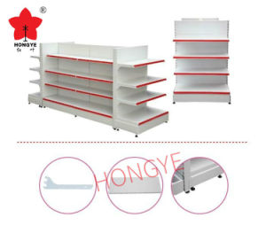 Various Layers Supermarket Shelf Display Racking pictures & photos
