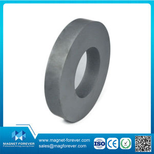 Permanent Magnet Cheap Y30 Ring Ferrite Magnet pictures & photos