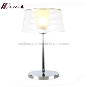 Modern Indoor Bedside Glass Table Lamp for Hotel Project pictures & photos