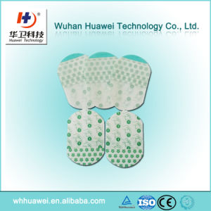 Medical Self Adhesive Easily Removable PU Film Transparent IV Cannula Fixation Dressing pictures & photos