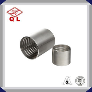 Sanitary Stainless Steel Hydraulic Hose Fitting Crimp Ferrule pictures & photos