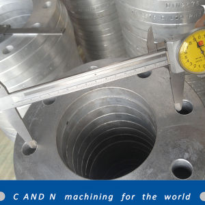DIN 2527~DIN 2637 F301 Duplex Steel Flange Bridas pictures & photos
