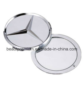 Silver Metal Rotating Cosmetic Mirror L′oreal Audit Factory Make up Mirror BPS030 pictures & photos