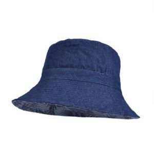 Women′s Denim Bucket Hat - Blue pictures & photos