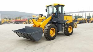 3 Tons Small Wheel Loader From Chinese Supplier pictures & photos