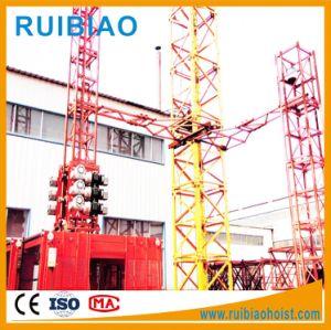 Construction Hoist Sc 200/200 pictures & photos