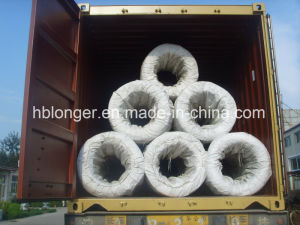 Electro Galvanized Iron Wire/Hot-Dipped Galvanized Iron Wire pictures & photos