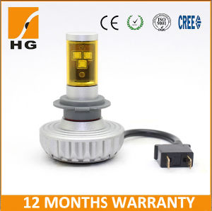 3000lm H7 motorcycle LED Bulb Factory Price H4 Head Light pictures & photos