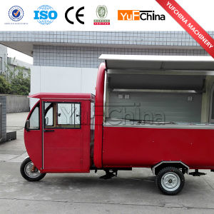 China Lowest Price New Design Snack Car for Sale pictures & photos