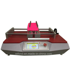 Elastic Material Flexing Test Machine