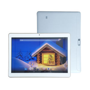 10.1 Inch Android 4.4 Quad Core Tablet PC with 1280*800 IPS Screen Dual Camera pictures & photos