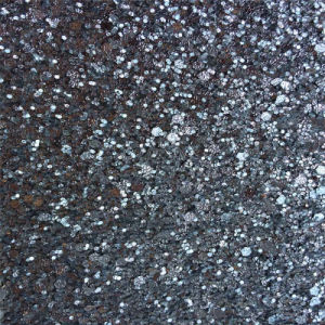 Big Sequines Glitter PU Leather for Clutches Dance Shoes Hw-875 pictures & photos