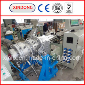 110-250mm HDPE Pipe Extrusion Production Line pictures & photos