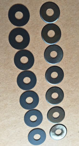 Customized Circular D2 Tool Steel Blades for Indusrial Printing Machinery pictures & photos