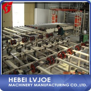 Gypsum Board Making Machines-China Manufacturer pictures & photos