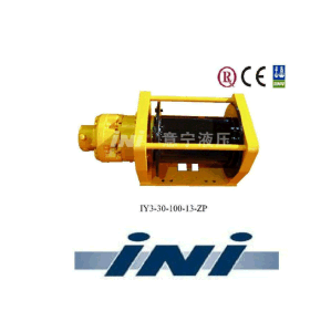 Marine Hydraulic Mooring / Anchoring Winch pictures & photos