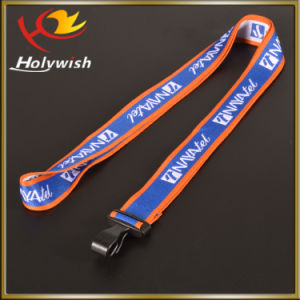 Polyester Strap Fashion Cardholder Woven Lanyards for Badges pictures & photos