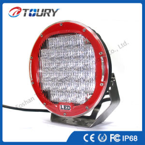 Auto Car Accessory 96W Round LED Work Light for Jeep Deere pictures & photos
