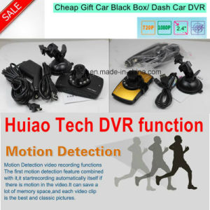 "Hot Sale Promotion 2.4"" Car Dash Camera DVR Digital Video Recorder with Motion Detection Car Black Box DVR-2442 pictures & photos"