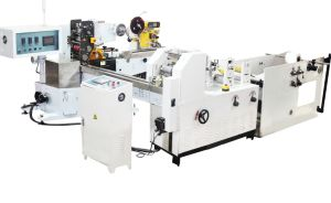 High Speed Automatic Handkerchief Paper Production Line Machine pictures & photos