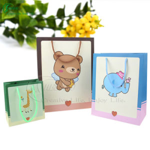 Shopping Paper Bag for Gift (KG-PB046) pictures & photos