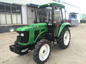 Suyuan Sy-654-1 4WD Agricultural Farm Wheeled Tractor