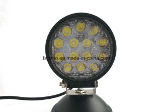 Ginto E-MARK IP68 Offroad for Truck/Jeep 42W LED Work Light (GT2003-42W) pictures & photos