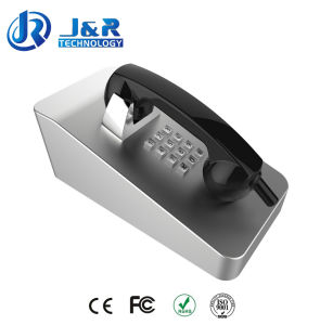 Desk Mounting Phone, Internet Phone for Industry, Desk Wireless Telephone pictures & photos