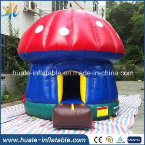 Kids Inflatable Bouncer, Inflatable Mushroom Bouncy House