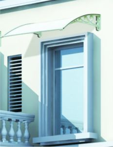 Wind Rain Snow Resistance Easy Installing Window Shutters Sunshade pictures & photos