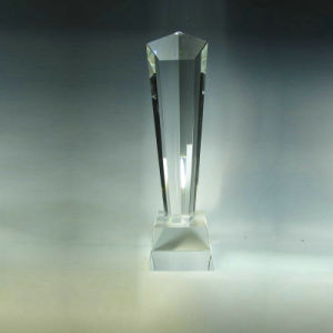 Customize Ad-224 Clear Laser Engraved Acrylic Trophy pictures & photos