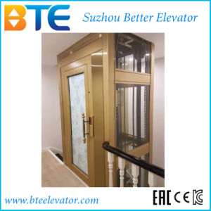 Observation Panoramic Home Lift for Residential Villa 3-5 Persons pictures & photos