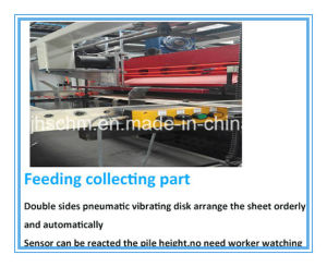 Ce Approved Automatic Paper Die Cutting Machine pictures & photos