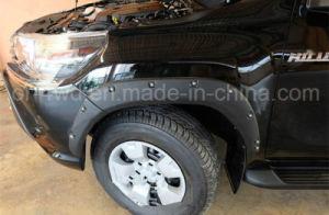Matt Black Fender Flares for Toyota Hilux Revo pictures & photos