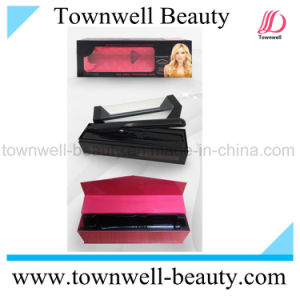 Tourmaline Ceramic Coating Mch Ionic Hair Brush Iron pictures & photos