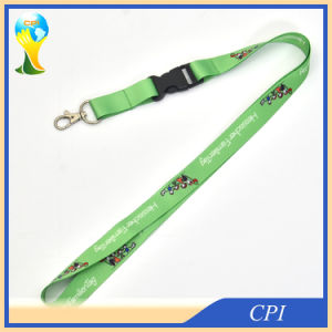 Cute Family Tag Lanyard with Green Background pictures & photos